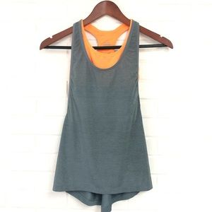 Nike Dri-Fit XS Tank With Built in Bra